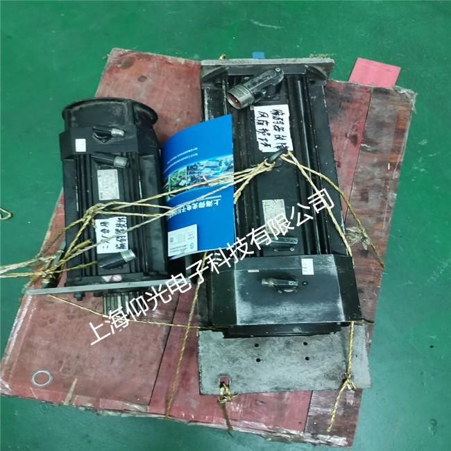 伦茨伺服电机大幅度振动维修故障CE0的原因