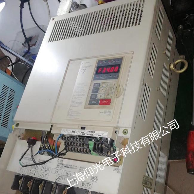安川变频器主回路报OV过电压故障检修方法