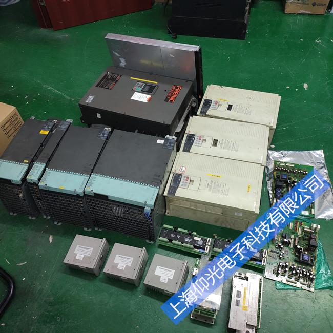 西门子SIEMENS 8MC系列直流伺服驱动系统故障维修
