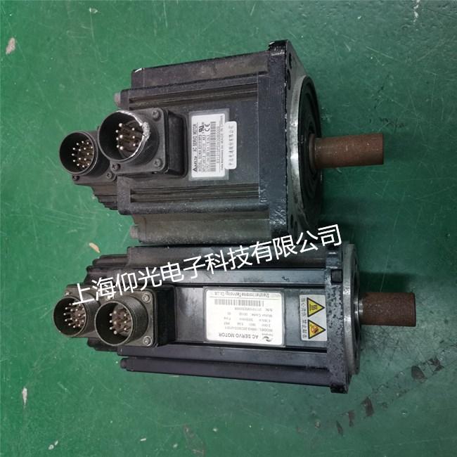 台达B2伺服电机维修ECMA-E21320RS运行时出现异常声音或抖动维修