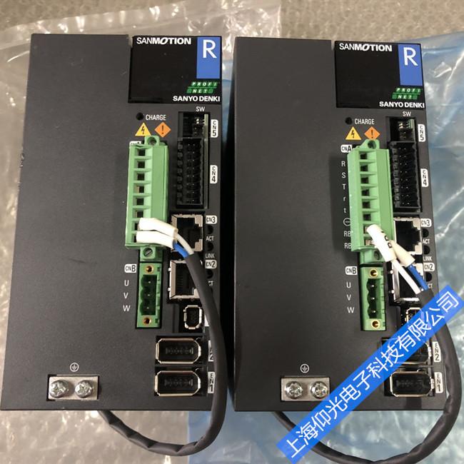 三洋伺服驱动器维修故障处理方法