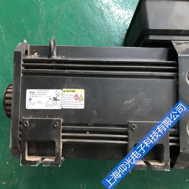 力士乐伺服电机常见故障引发及原因