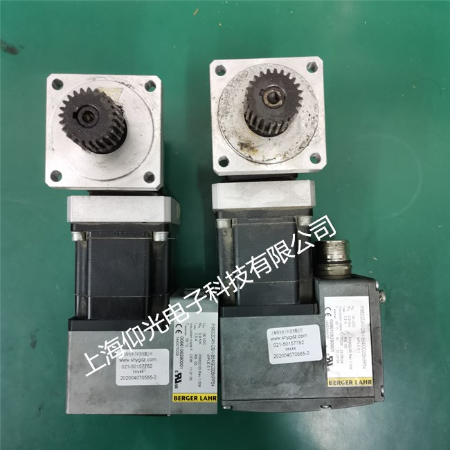 百格拉伺服电机常见故障原因及检测