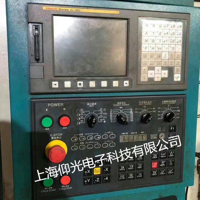 发那科31i数控系统维修处理方案