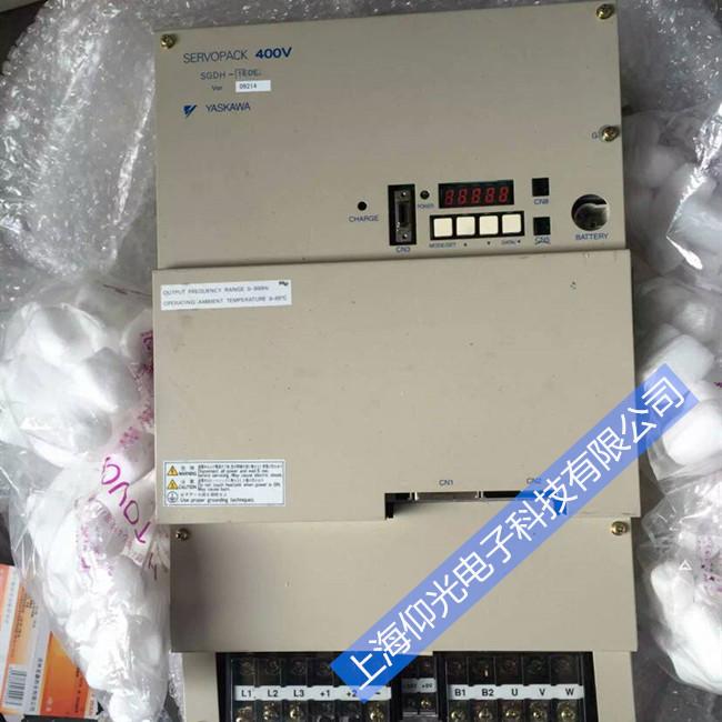 安川伺服驱动器维修报警代码及维修时的注意事项