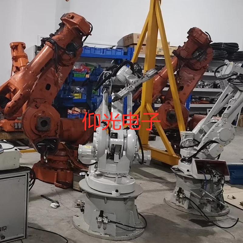 ABB喷涂机器人维修,喷涂机器人保养方法