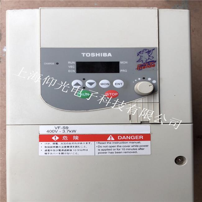 东芝变频器常见故障报警代码维修