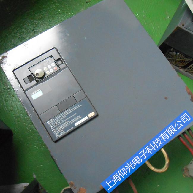 三菱变频器出现严重故障的报警代码及常见故障分析