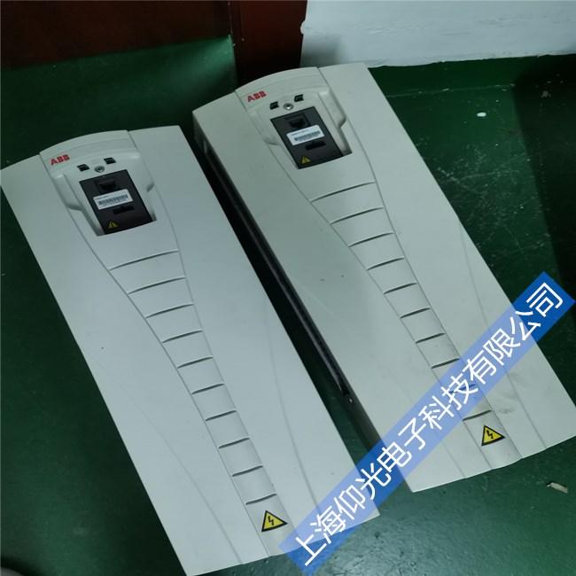 ABB变频器故障代码排除方法及处理方法