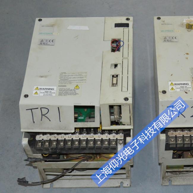 三菱伺服驱动器常见故障代码维修及分析