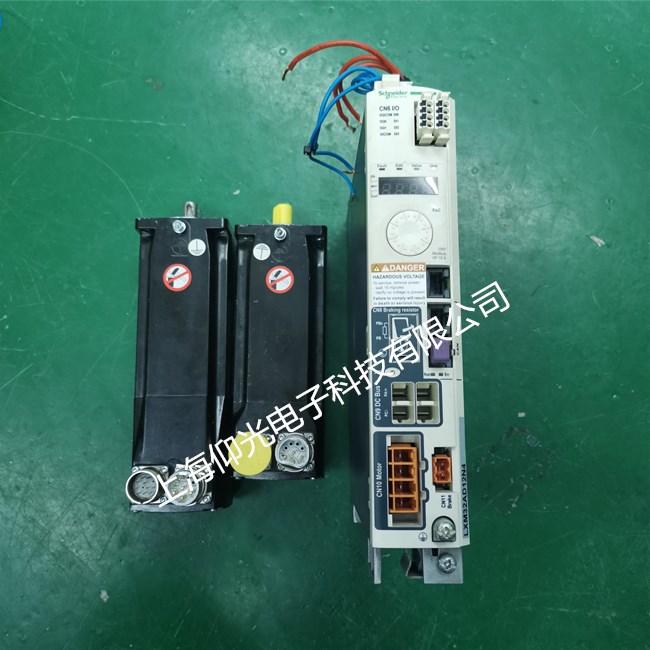 施耐德伺服电机常见故障维修