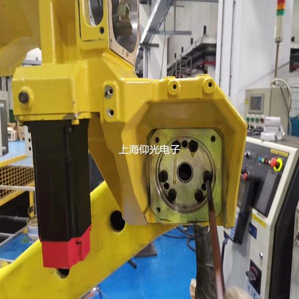 发那科机器人伺服电机维修,FANUC轴承过热故障排除