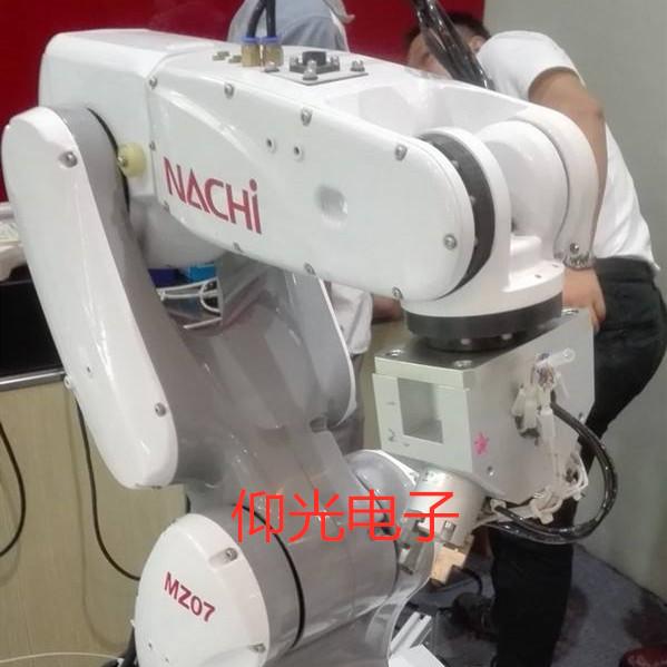 NACHI那智机器人伺服驱动常见故障分析与处理方法