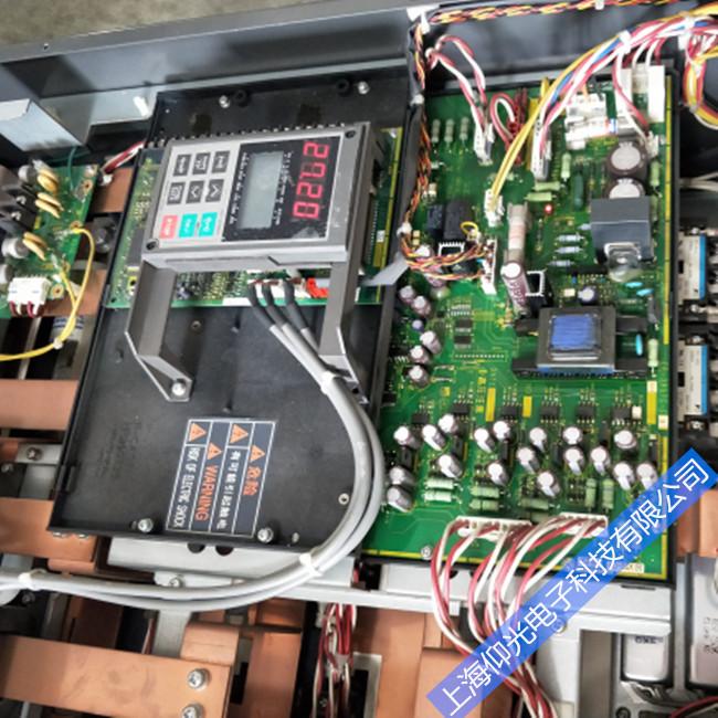 富士变频器常见故障代码维修及判断解决方法
