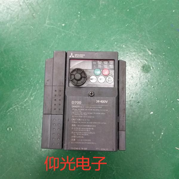 三菱伺服电机几种常见的故障报警代码及处理办法