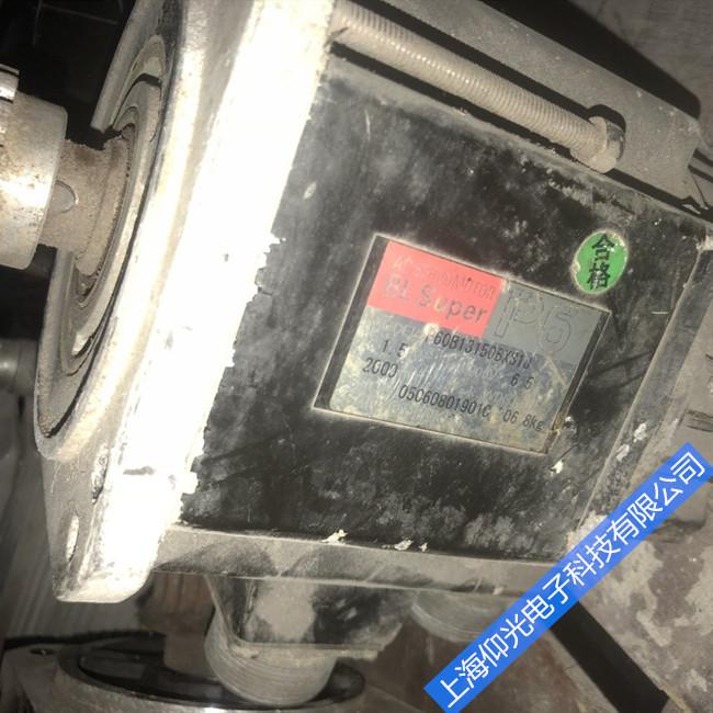 三菱伺服电机常见故障报警代码维修