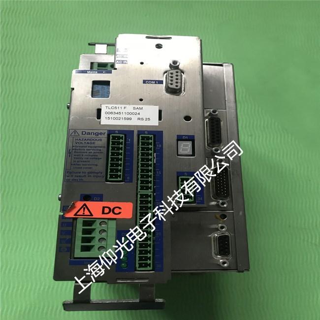 百格拉伺服驱动器维修常见故障现象及处理方法