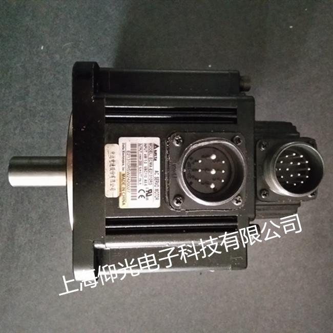 台达B2伺服电机常见故障解析及出现电缆故障的原因及维修方法