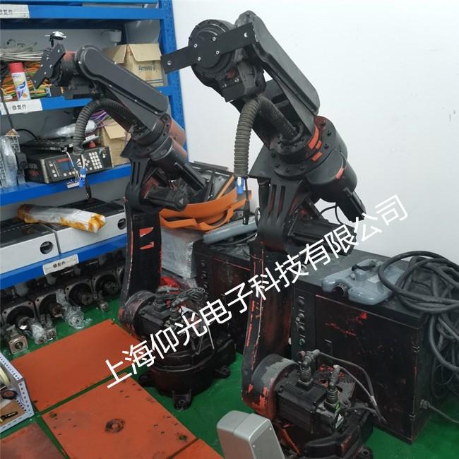 工业机器人日常维护保养标准细节分享