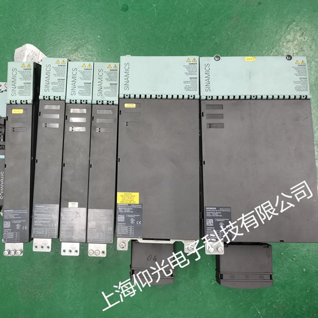 龙门刨主轴伺服驱动器维修,西门子伺服驱动器显示705/706修理