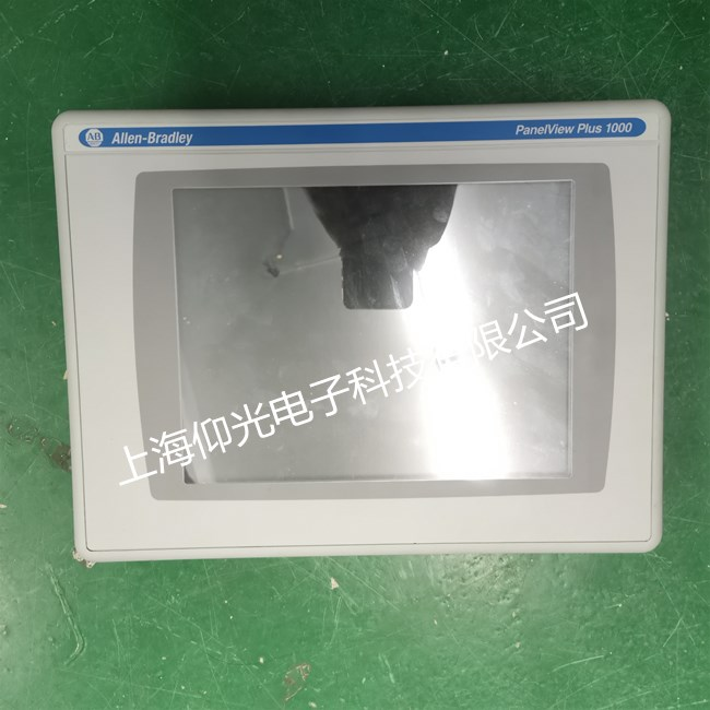 AB罗克韦尔触摸屏维修2711P-RDT10C黑屏故障快修