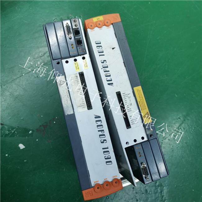 贝加莱ACOPOS1016伺服驱动器报警电流降额故障维修