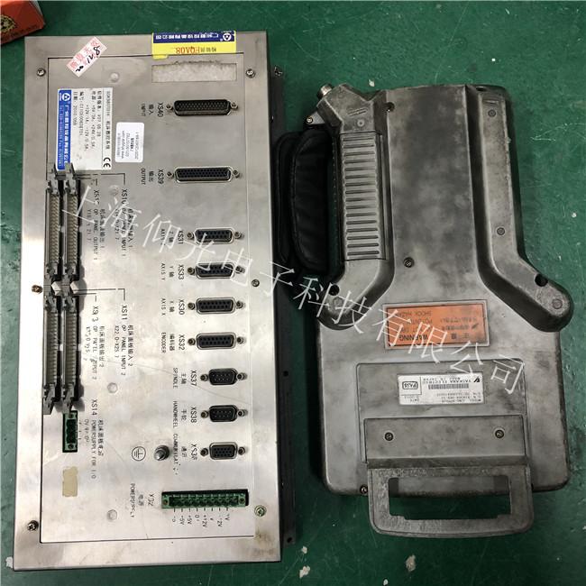 新代数EZ2S控机床控制系统工控板维修所有故障