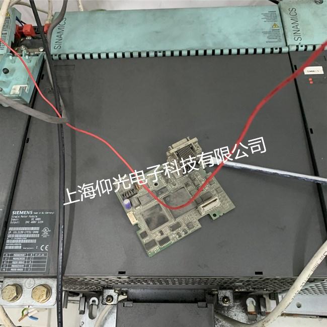 西门子S120伺服驱动器6SL3120-1TE31-3AA0报警380500故障维修