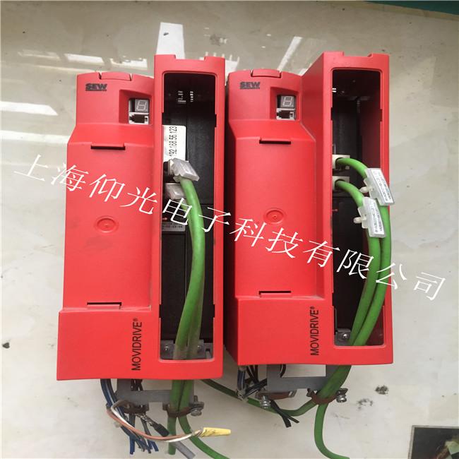 SEW变频器MC07B0003-5A3-4-00过流现象维修案例