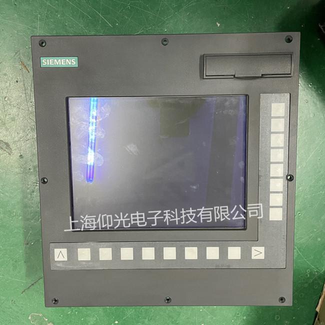 西门子802DSL数控系统维修6FC5370-0AA00-3BA1无显示花屏修理