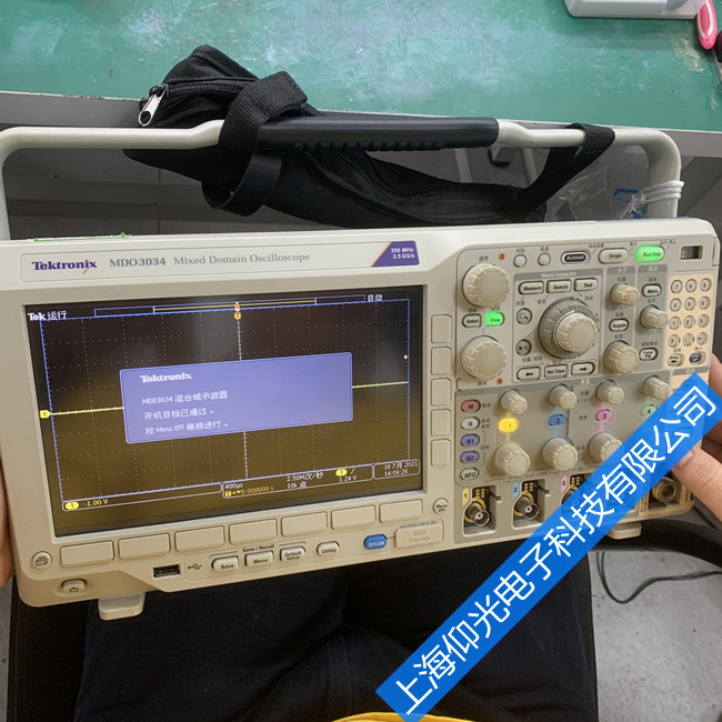 泰克tds2002b示波器电源板维修