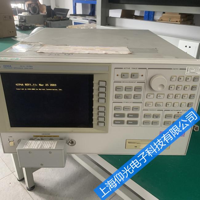 上海维修安捷伦4294A精密阻抗分析仪