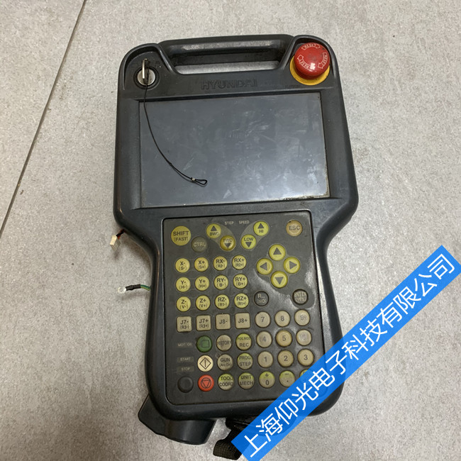 上海现代机器人示教器维修HYUNDAI