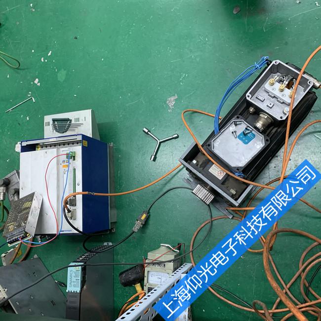 伺服驱动器维修